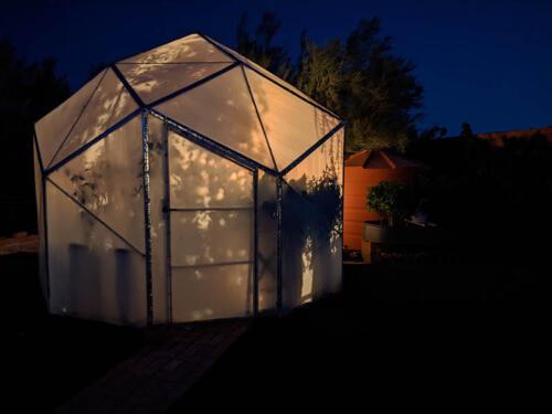 Custom GreenhouseNight Lights